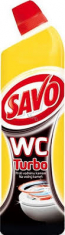 Savo WC gel 750ml - turbo